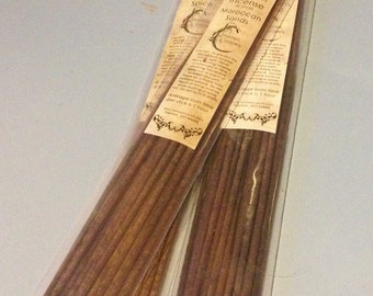 Witches' Brew Incense - 20 Sticks - Hand Dipped, Strongly Soaked Heavily Scented Stick Incense