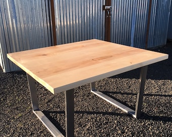 Maple Table / Maple Dining Table / Maple Bar Top / Maple Conference Table /  Dining