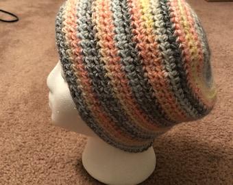 Simple Crochet Hat