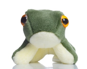 Luke Frog - Soft Toy