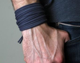 Bracelet for Men, Bracelet Men, Men Bracelet, Gray Bracelet, Gift for Men, Boyfriend Gift, Mens Gift, Gift for Boyfriend, Burning Man