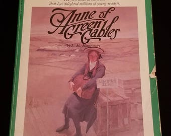 Anne of Green Gables by L.M. Montgomery 1984