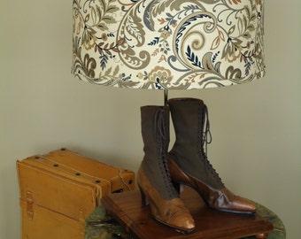 Custom Lampshade Victorian