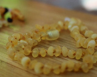 FREE SHIPPING, Amber Necklace, amber teething necklace,baby teething necklace, raw baltic amber, teething, adult jewelry, kids jewelry
