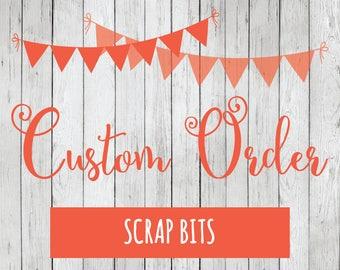 Custom Order - Additional Sheets for Order 1246912442
