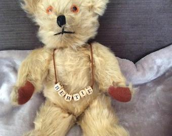 Vintage bear Bertie