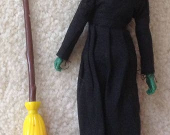 Witch Doll Halloween decor