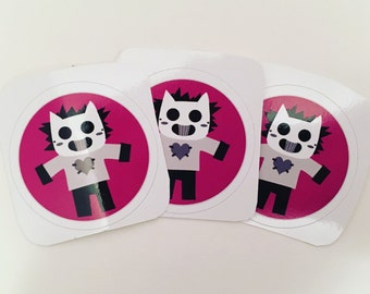 Zacharie Sticker
