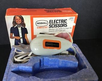 Scovill Electric Scissors