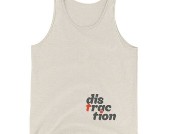 DISTRACTION Tank Top