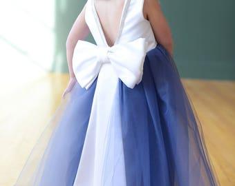 The Maria Flower Girl Dress