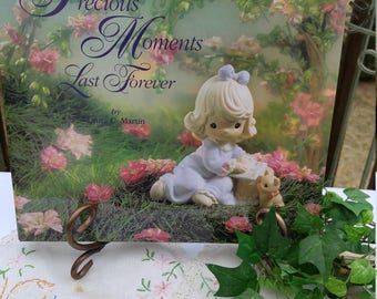 Precious Moments Collectors' Club Book, Precious Moments Last Forever, Precious Moments History and Collectible Figurines Book, Enesco