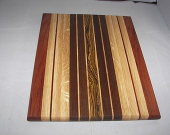 Large Wood Cutting Board / Serving Board [100_1474]