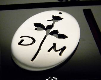 Depeche Mode Violator pendant (free shipping) - stainless steel