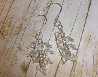 Elegant Cystal Earrings