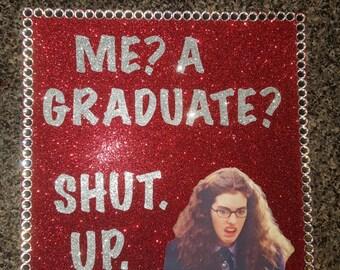 customized graduation cap - RUSH order