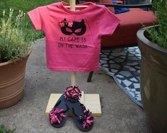 Bat Girl Tee Shirt