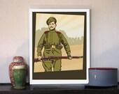 1914 Russian Frontovik So...