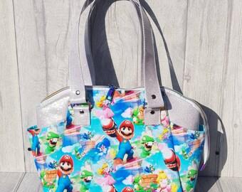Mario inspired Annette handbag