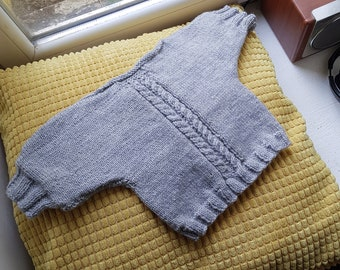 3/4 sleeve sweater size 3 months