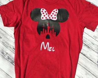 Minnie Mouse, Mickey Mouse, Disney shirts, Disney Family shirts, Minnie Mouse shirts, Mickey Mouse shirts, T-shirts, Vacation shirts