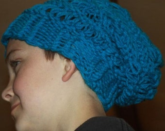 Spring breeze slouchy hat