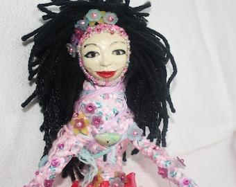 Pajau Yan Spirit Doll