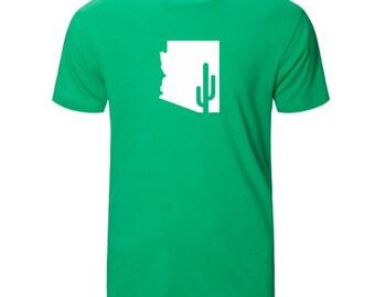 Arizona Saguaro shirt