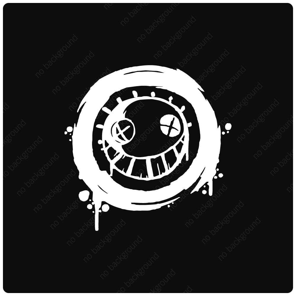 Junkrat rip tire ultimate overwatch logo symbol avatar vinyl zoom buycottarizona