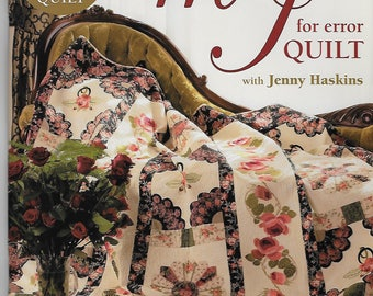 Creative Expressions - Special Edition The MarJen For Error Quilt + Beyond Color Purple Quilt