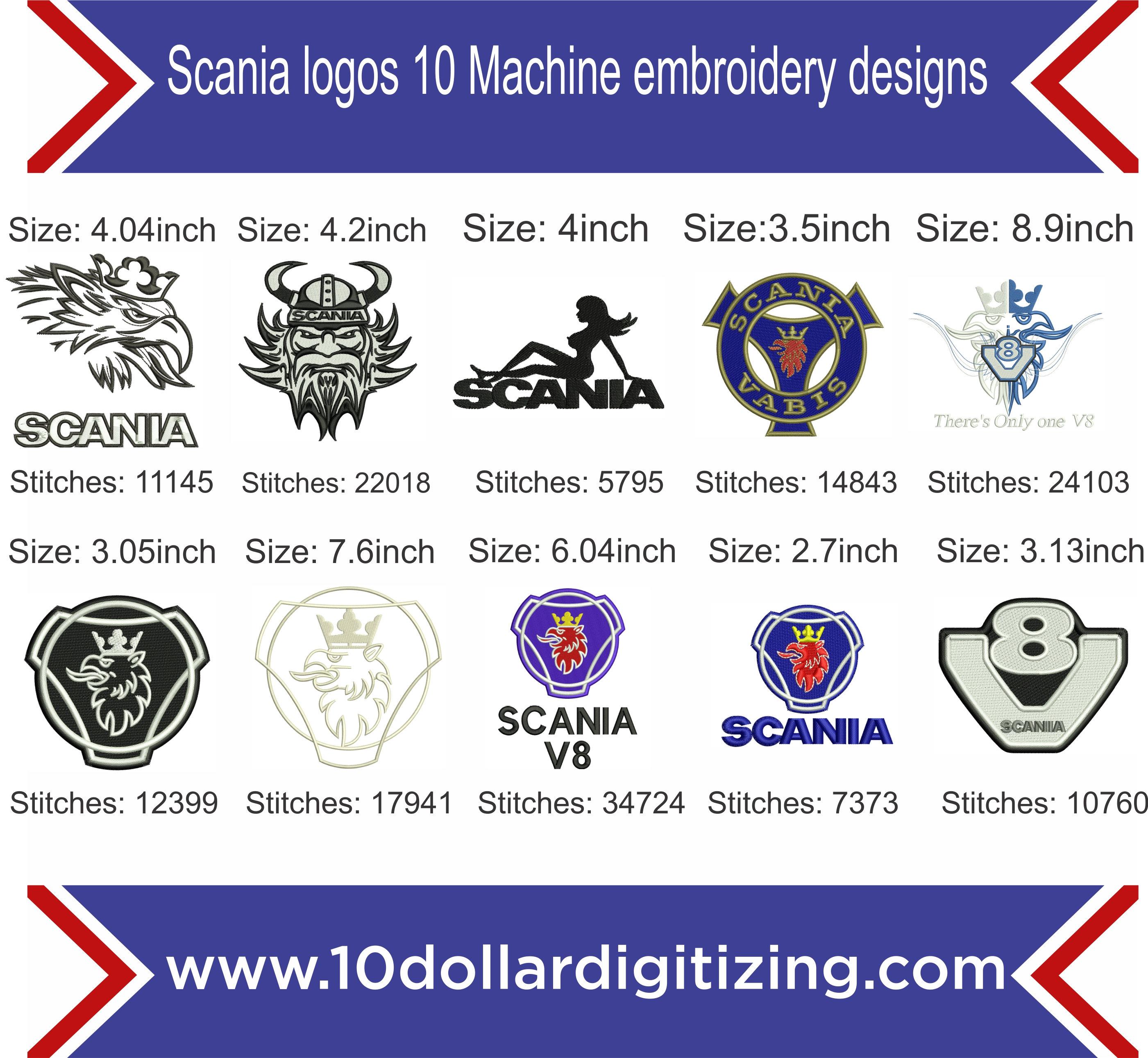 Scania Logo Download