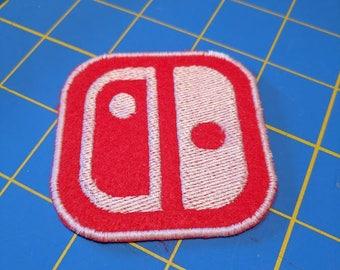 Nintendo Switch Logo patch