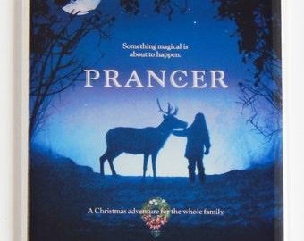 Prancer Movie Poster Fridge Magnet