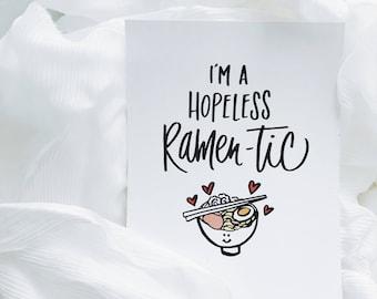 I'm a Hopeless Ramen-Tic