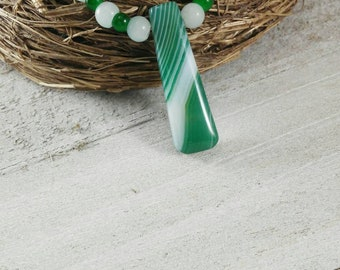 Green Necklace - Green Lover Necklace