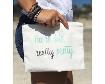 Really Pretty Makeup Bag