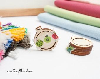 Mini Embroidery Hoop 1 Inch
