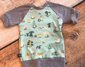 18-24 months short sleeve sweater