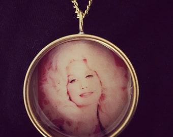 Dolly Parton Necklace