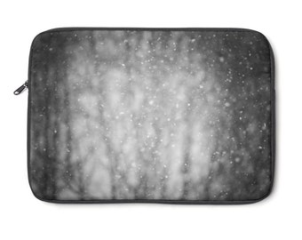 Peace And Flurries Laptop Sleeve