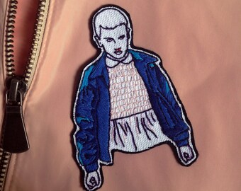 Stranger Things Patch - Eleven