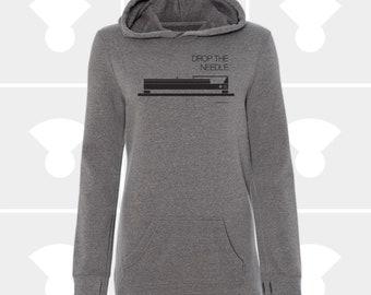Drop the Needle - Sweatshirt Dress