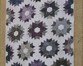 Quilt Pattern by Jaybird Quilts:  Day Break