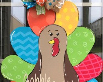 Colorful Thanksgiving Turkey