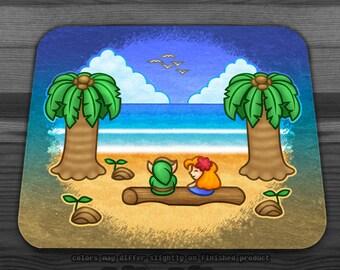 Zelda Toronbo Shores Mousepad