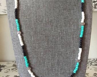 Seed Bead Necklace /Bracelet