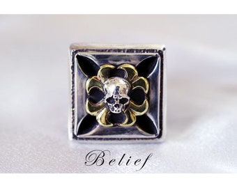 Belief Jewelry Ring Sterling Silver