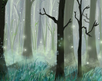 Grey Forest