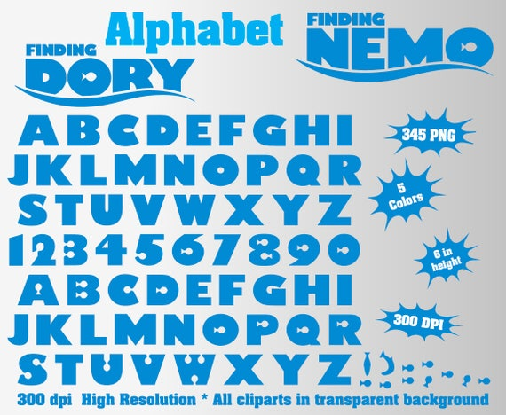 finding nemo finding dory full alphabet numbers symbols finding nemo clip art in black and white finding nemo clip art in black and white