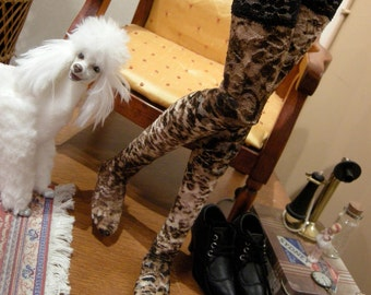 BJD clothing basics, stockings or tights, MSD or SD